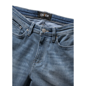 DUER Performance Denim Pants Slim Men, cascade